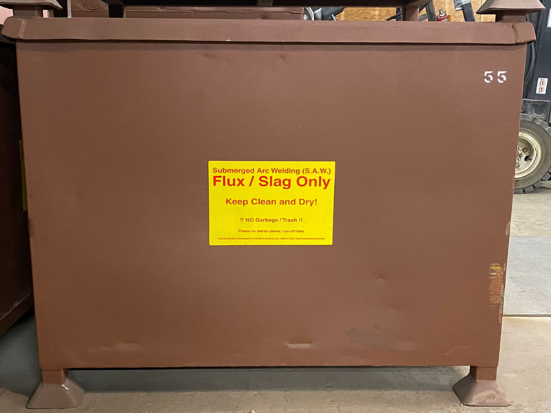 Single Collection Bin